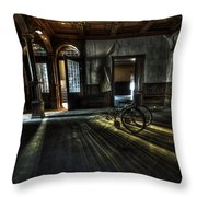 The Home Throw Pillow