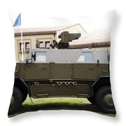 The Multi-purpose Protected Vehicle Throw Pillow