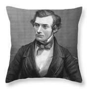 Thomas Graham (1805-1869) Throw Pillow