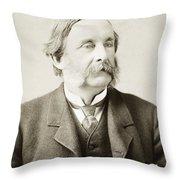 Thomas Higginson (1823-1911) Throw Pillow by Granger