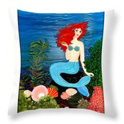 To Catch A Star Throw Pillow
