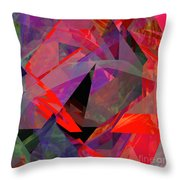 Tower Series 24 Throw Pillow
