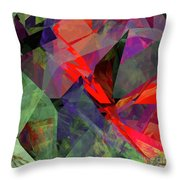 Tower Series 26 Throw Pillow