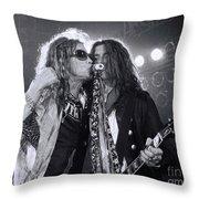 Toxic Twins  Throw Pillow