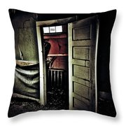 Two To Too Throw Pillow