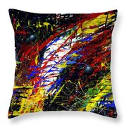 Unknown Galaxy Throw Pillow