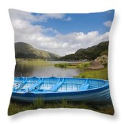 Upper Lake, Killarney National Park Throw Pillow