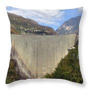 Valle Verzasca - Ticino Throw Pillow
