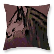Vash The Stampede Throw Pillow