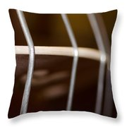 Violoncello Throw Pillow