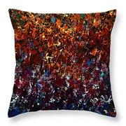 'visions' Throw Pillow