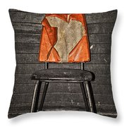 Waiting For Love Throw Pillow