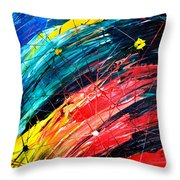 Website Throw Pillow
