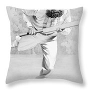 William Gilbert Grace Throw Pillow