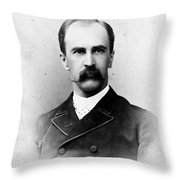 William Osler, Canadian Physician Throw Pillow