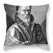 William Tyndale (1492?-1536) Throw Pillow