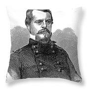 Winfield Scott Hancock Throw Pillow