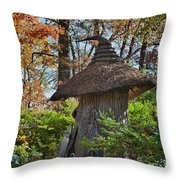 Winterthur Gardens Throw Pillow