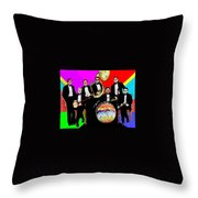 Wolverines 1924 Throw Pillow