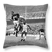 World Cup, 1966 Throw Pillow