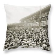 World Series, 1924 Throw Pillow