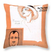 You're A Real Sweetheart Throw Pillow