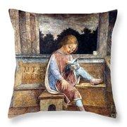 Marcus Tullius Cicero Throw Pillow