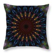 10 Minute Art 120611a Throw Pillow