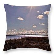 11 11 11 - 11 11 Throw Pillow