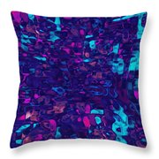 Cromatic Throw Pillow