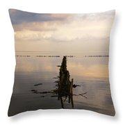 Kampen - Sylt Throw Pillow