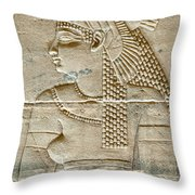 Philae Throw Pillow