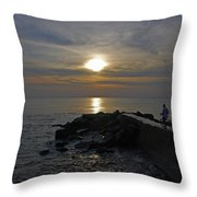 13- The Witness Throw Pillow