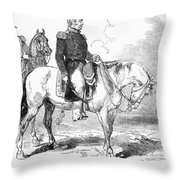 Zachary Taylor (1784-1850) Throw Pillow