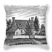 Henry Clay (1777-1852) Throw Pillow
