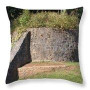 St Fagans Museum Throw Pillow