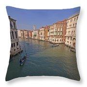Venice - Italy Throw Pillow
