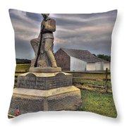 149th Pennsylvania Infantry Throw Pillow