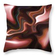 Abstract Pattern Art Throw Pillow