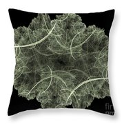 Fractal Image Throw Pillow