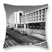 Ponta Delgada - Azores Throw Pillow