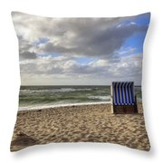 Sylt Throw Pillow