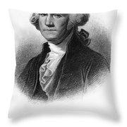 George Washington Throw Pillow