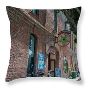 Legion Of Honor Museum San Francisco Throw Pillow