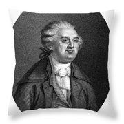 Louis Xvi (1754-1793) Throw Pillow
