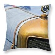 1919 Miller Tnt Grille Throw Pillow