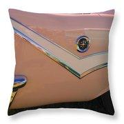 1929 Desoto Firefly Convertable Throw Pillow