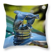 1929 Ford Model A Throw Pillow