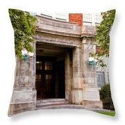 1929 Throw Pillow