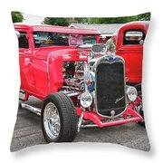 1930 Ford   7779 Throw Pillow